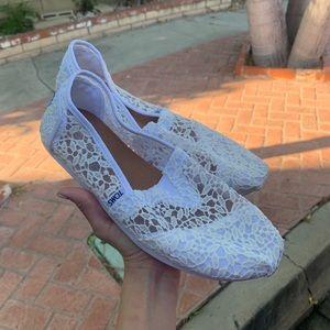 Toms shoes 8.5 women's